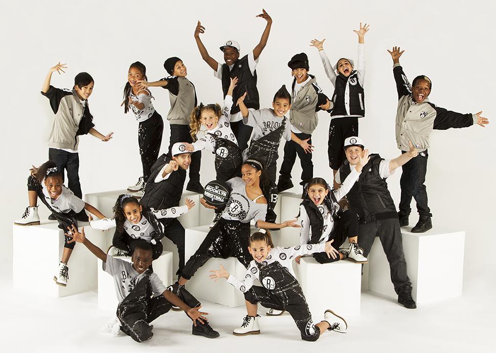 Teach Kids Dance