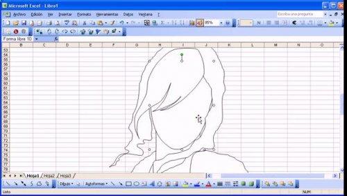 Как сделать рисунок в эксель - Stels-benelli.RU