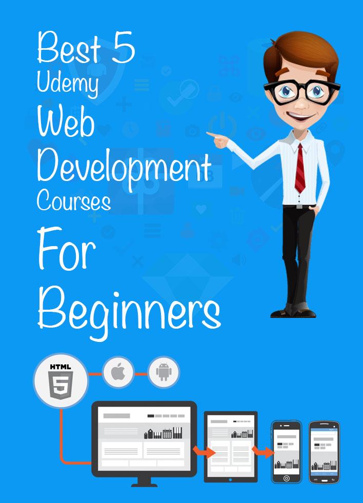 Udemy best web development courses