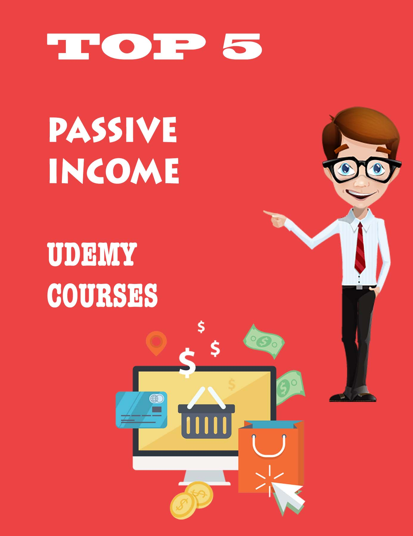 udemy top passive income courses