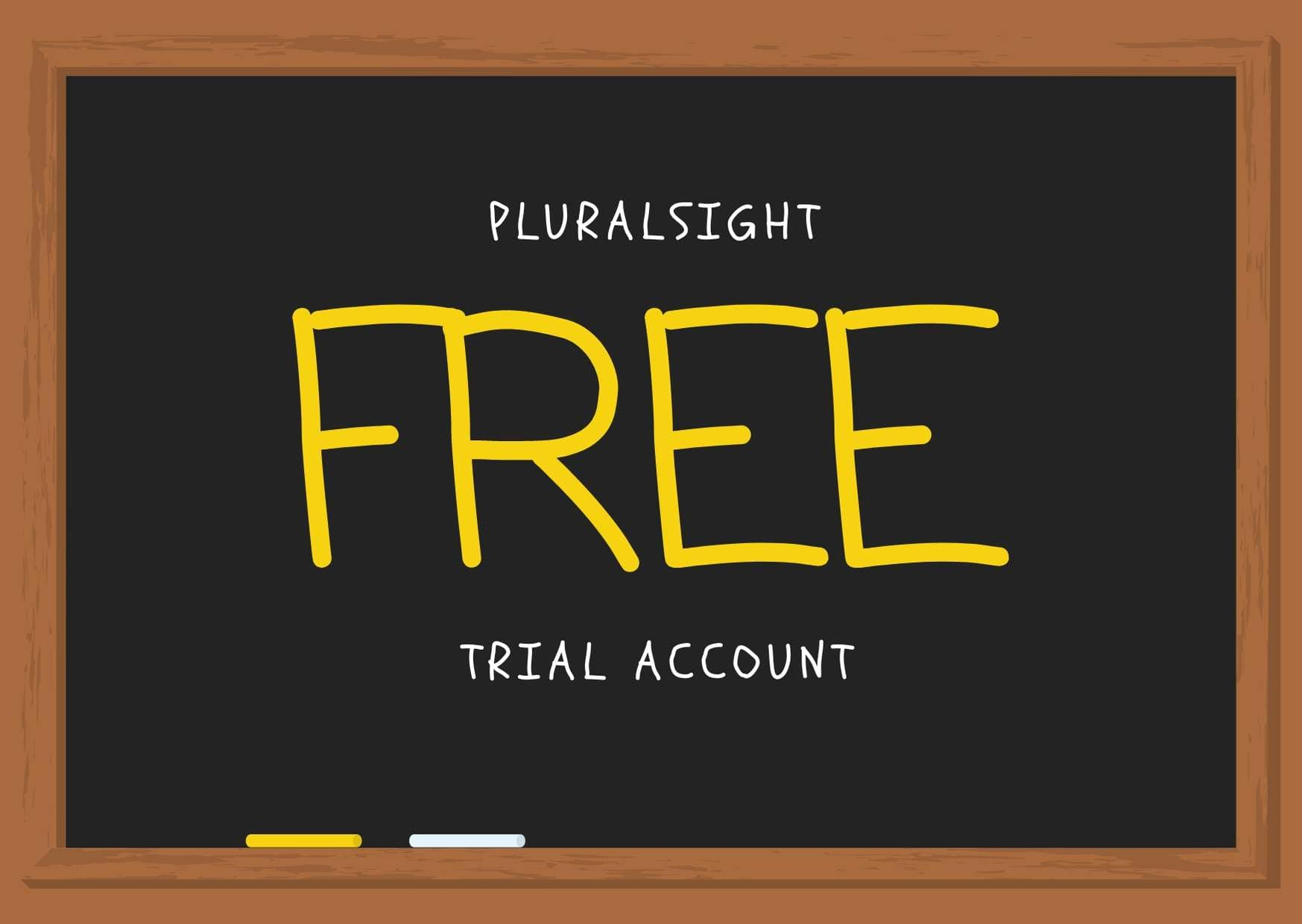 Pluralsight 10 Days Free Trial