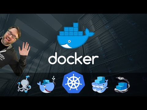 95% off Docker Mastery : The Complete Toolset From a Docker Captain