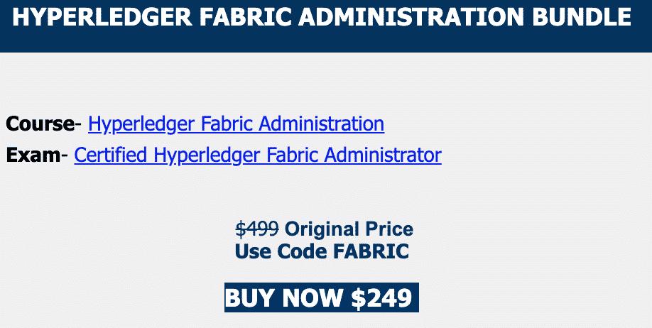 Hyperledger fabric administration bundle