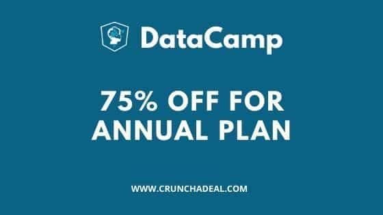 DataCamp Coupon