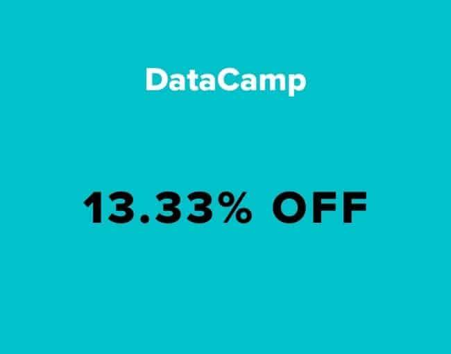 datacamp annual coupon