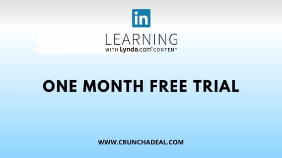 linkedIn learning coupon