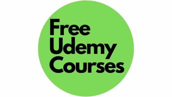 Free Udemy Coupon screenshot