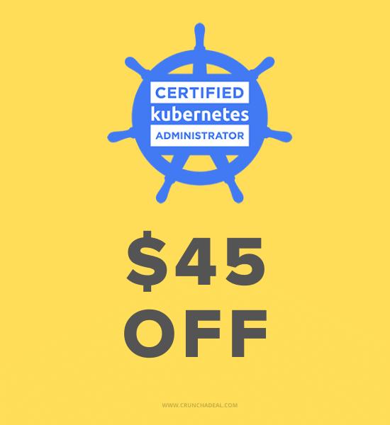 CKA exam voucher code - save $45