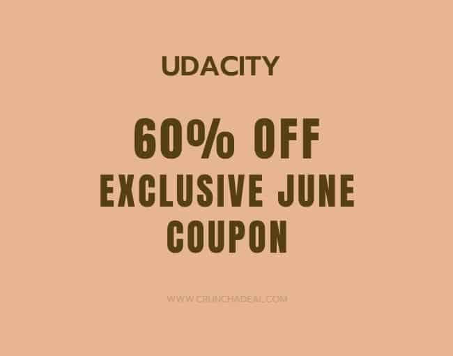udacity june coupon code